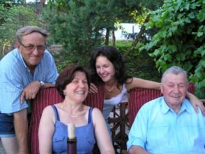 Mat's family