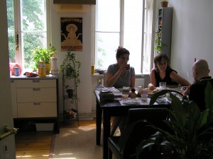 berlin flatmates