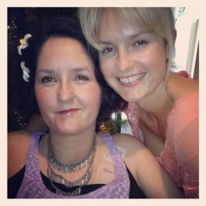Liz & Candice