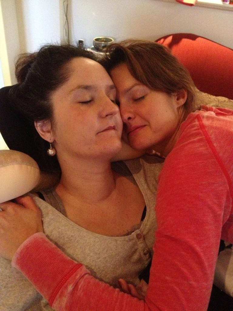 Candi & Liz